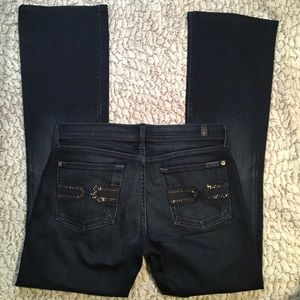7 for All Mankind Jeans | Bootcut | 28x31